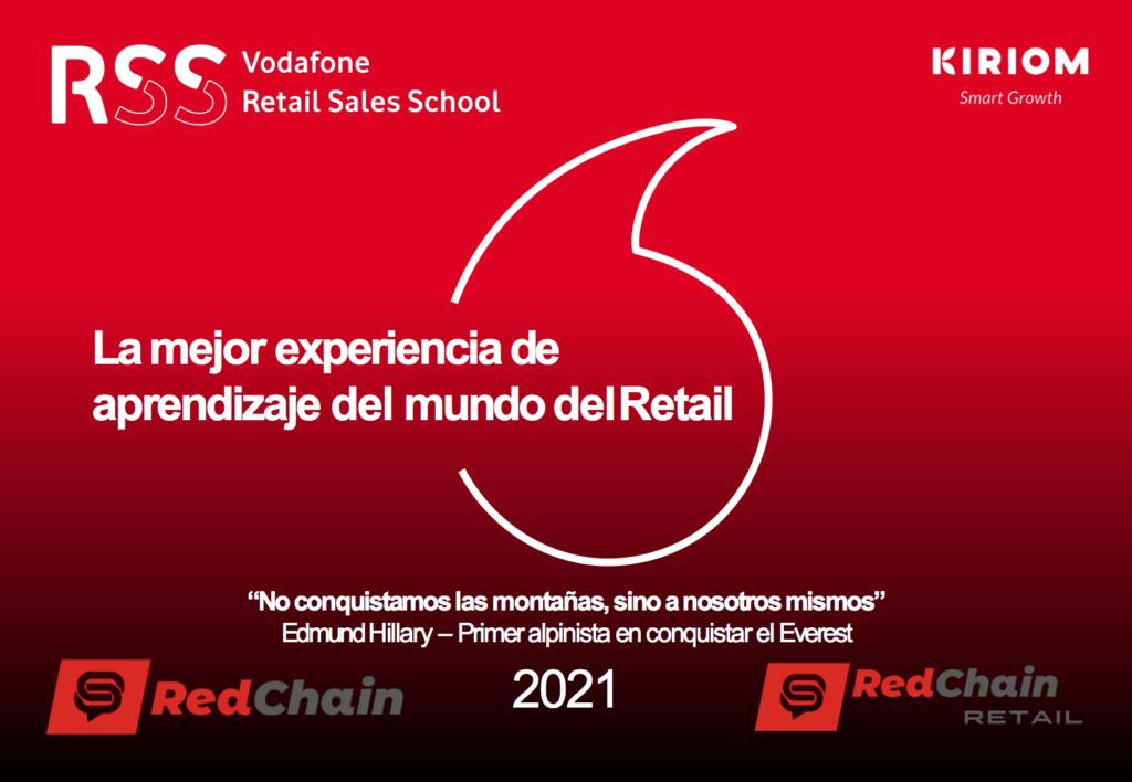 Curso Retail Sales School, Comerciales y liderazgo de Red Chain 1