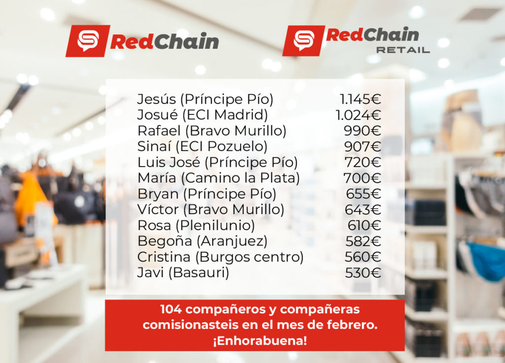 Comsisiones-Red-Chain-Retail-Febrero